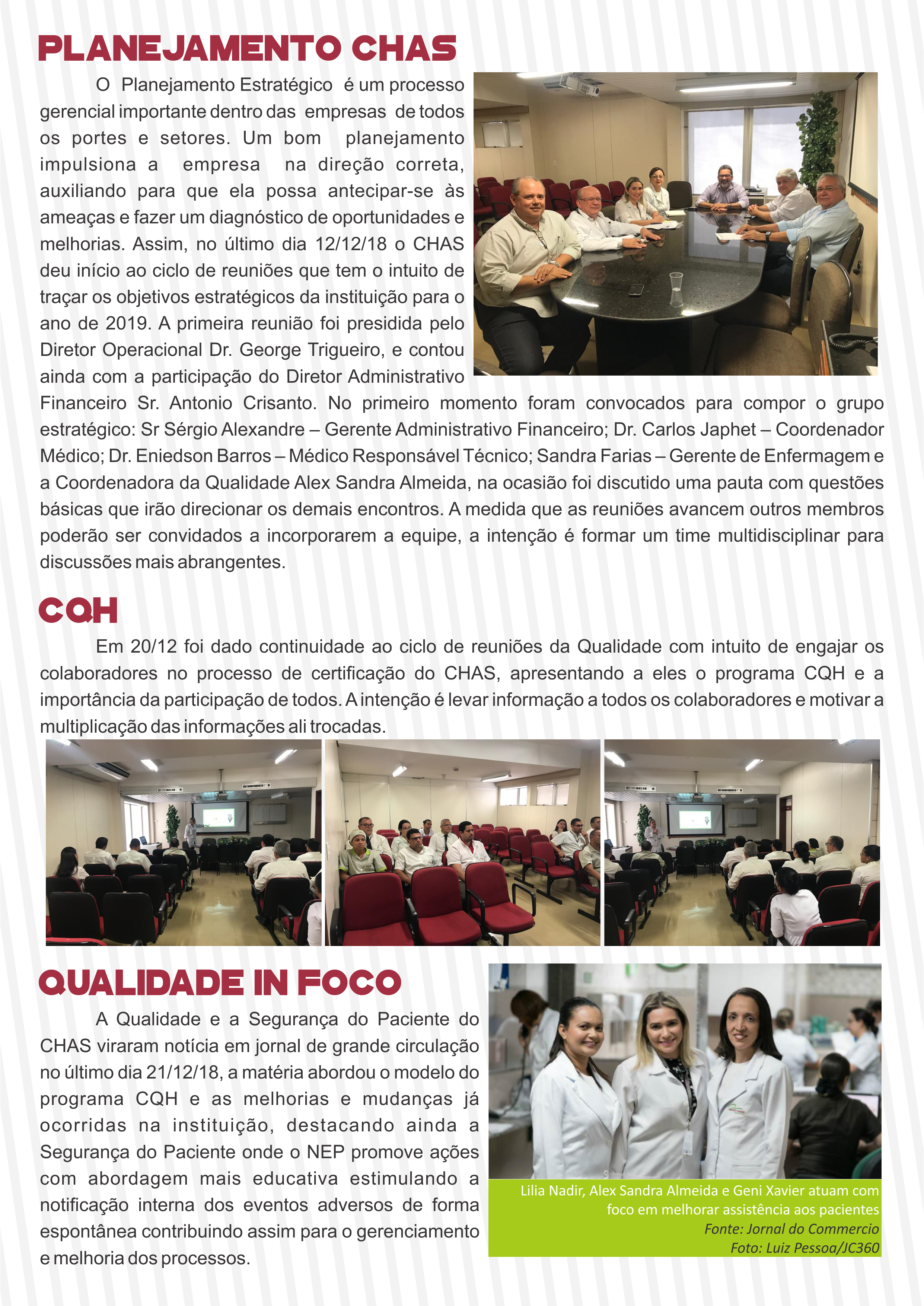 CHAS Online JANEIRO - Nº 6 - Pag.2
